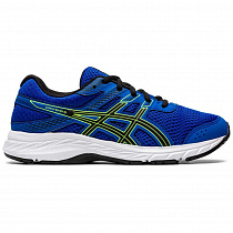 Кроссовки Asics WN Contend 6 GS tuna blue/black (1014A086 401)