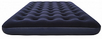 Матрас Bestway Flocked Air Bed-Air Pump 191*137*22см (67287)