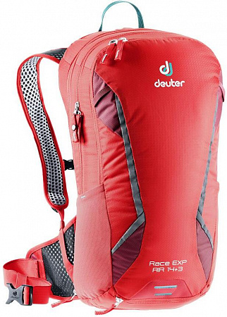 Рюкзак Deuter Race EXP Air chili/cranberry (3207318 5557)